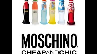 S3E9 Все ароматы Moschino Cheap and Chic - Видео от Fragrant Cat