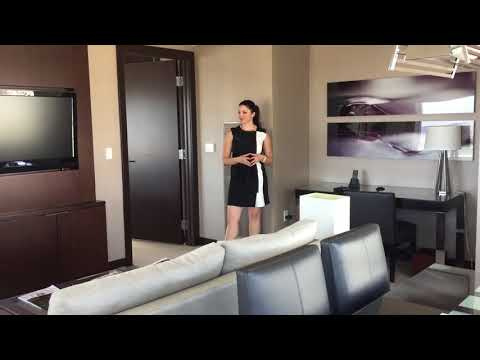 Las Vegas Penthouse Suite For Sale in Vdara- Take A Tour With Lauren Stark!