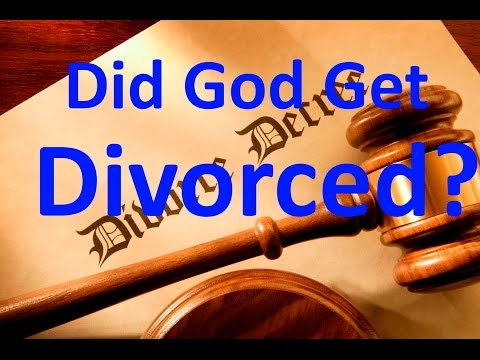 Did God Actually Get Divorced? Impossible? Bible Buzz #26