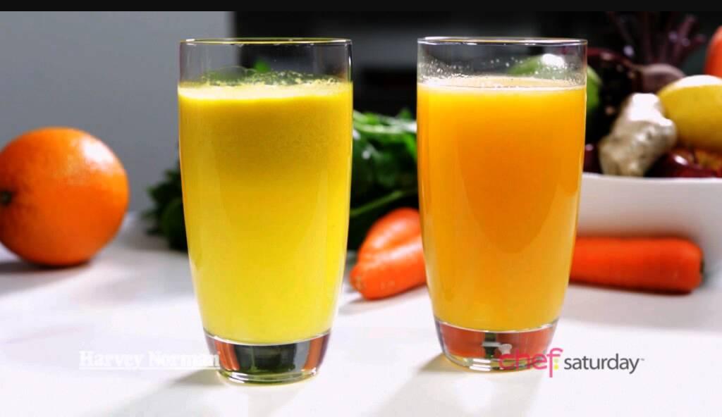 juicepro juicer - chef saturday - harvey norman - youtube