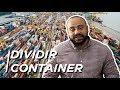 Como funciona a divisão de container na importação?