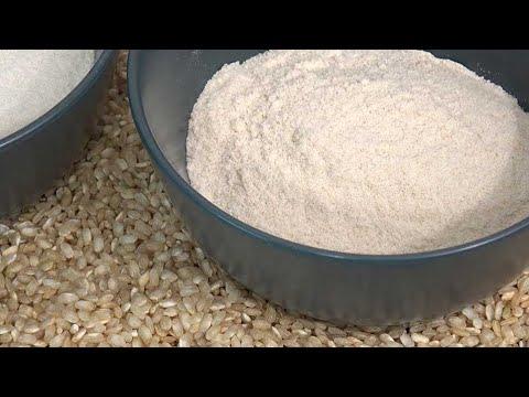 Como se prepara la horchata de arroz casera