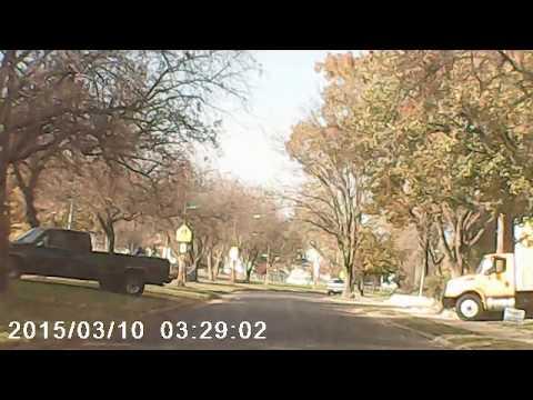 Driving around Omaha NE 58