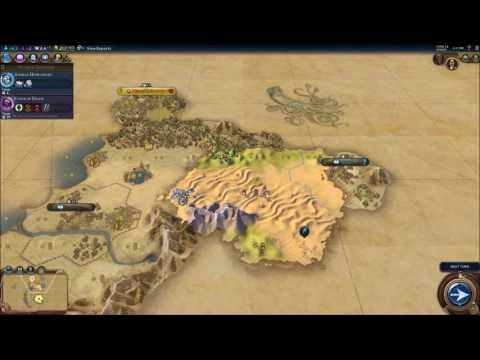 Civilization 6 - Russia Emperor Episode 1 (Ancient wars)