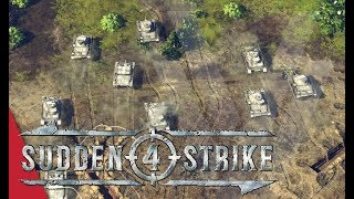 Mission 3: Operation Barbarossa! Sudden Strike 4 Gameplay (German Campaign)