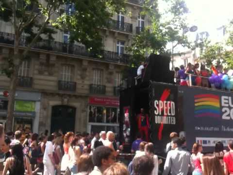 Gay Pride 2012 (Blvd St-Michel)