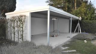 D-Lux Systemen Benelux, Prefab Garageboxen, Balen