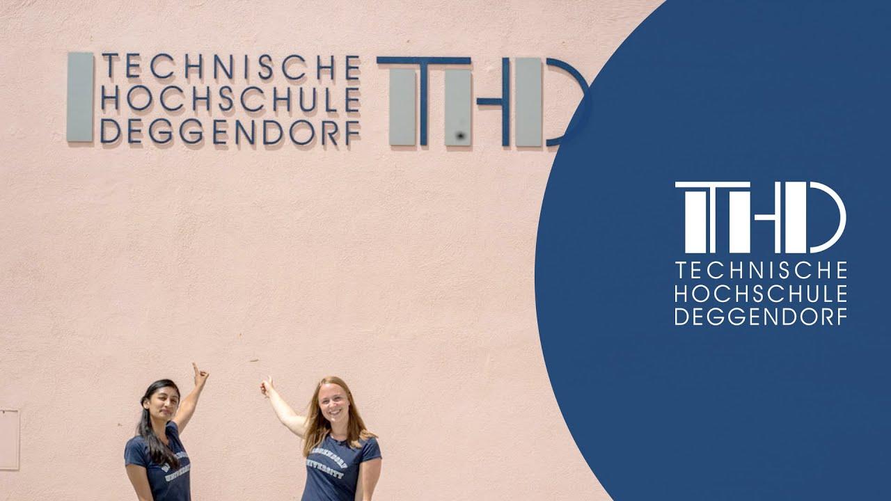 Campustour | THD - Technische Hochschule Deggendorf