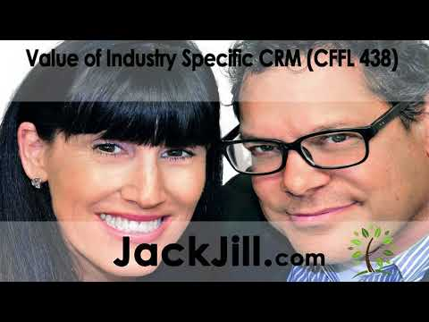 Value of Industry Specific CRM (CFFL 438)