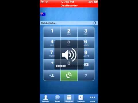 7 Apps to make free international calls on iphone/ipod