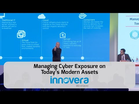 Managing Cyber Exposure on Today's Modern Assets