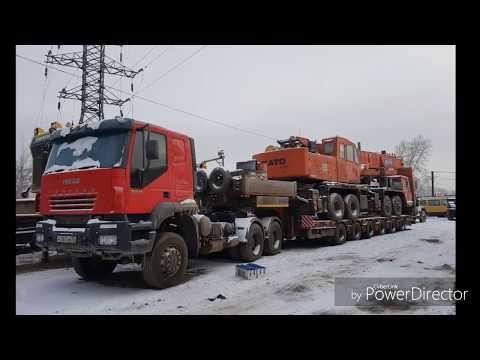 Усолье-Сибирское-Чита 50 тонн