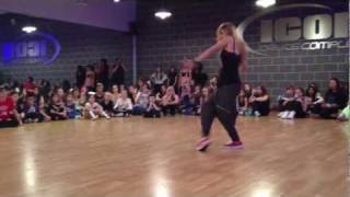 Chachi at ICON - I Should've Kissed You