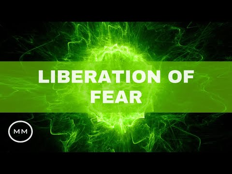 396 Hz - Liberation of Fear & Negative Energy - Ancient Solfeggio Frequencies - Binaural Beats