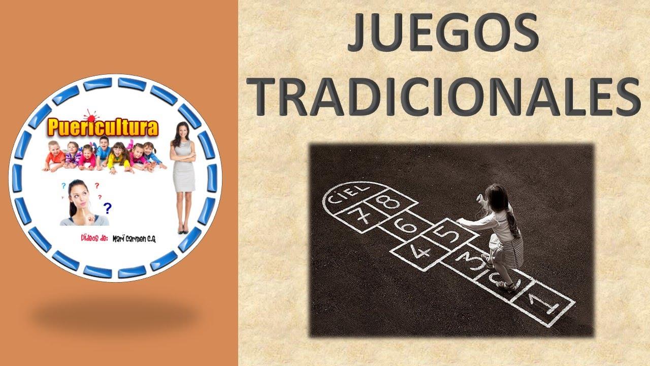 Educacion Infantil Y Primaria Juegos Tradicionales Y Populares Ninos