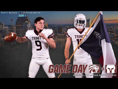210306 NCAA Football Trinity University vs Hendrix