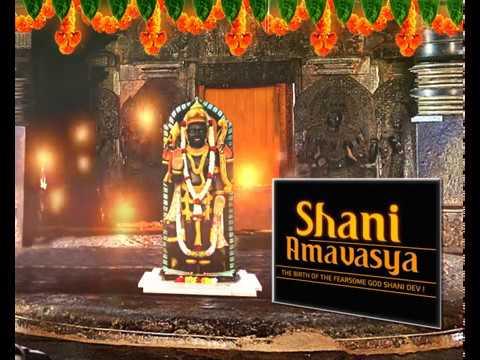 Shani Amavasya – The birth of the Fearsome God Shani Dev ! (Rgyan Video)