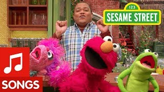 Sesame Street: Habitat for You Song with Elmo and Abby