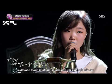 [VIETSUB] MOTHER TO DAUGHTER - YANG HEE EUN FT. AKMU