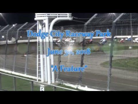 Steven Richardson / Dodge City Raceway Park / June 30, 2018