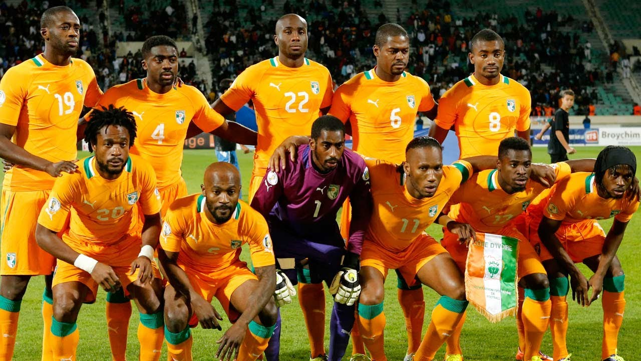 Image result for ivory coast team