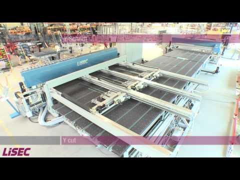 LiSEC VZN - Laminated Glass Centre