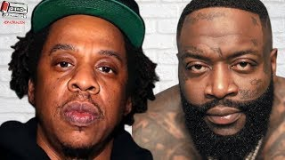 If Rick Ross Doesn't CHECK Jay-Z For Dissin Miami, He Is SOFT As Wet Dog S***!