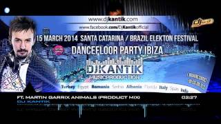 Dj Kantik ft. Martin Garrix - Animals (Product Mix) DOWNLOAD Mp3