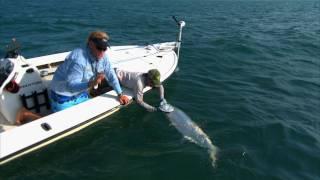 Fly Fishing Islamorada for Tarpon on the Florida Keys Flats