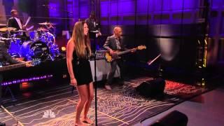 "Joss Stone ""  Karma "" live  2011 07 11"