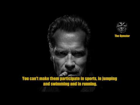 Arnold Schwarzenegger Motivational Speech - 6 Rules To Success (with SUBTITLES)