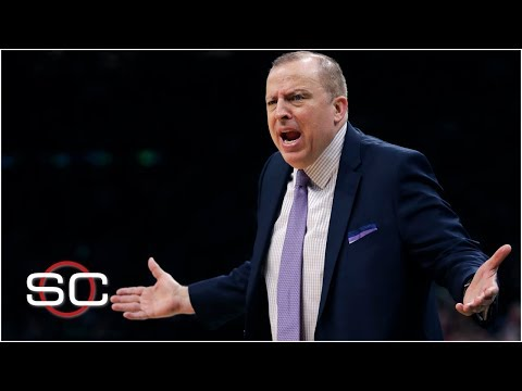 Timberwolves firing Tom Thibodeau 'some time in the making' – Woj | SportsCenter