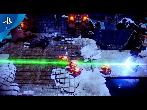 Nex Machina Co-op Trailer | PS4
