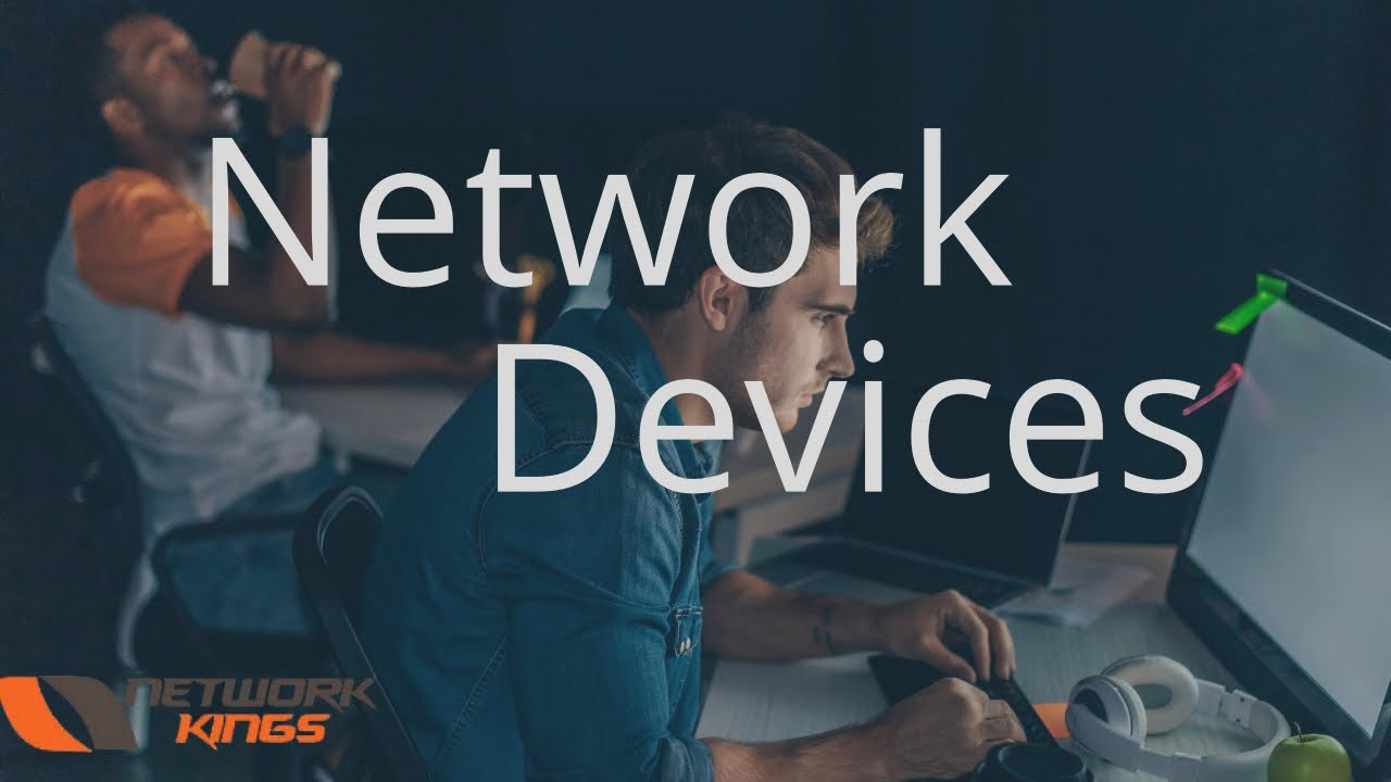 Network Devices In Hindi