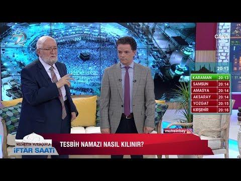 Necmettin Nursaçan'la İftar Saati - 10 Haziran 2018