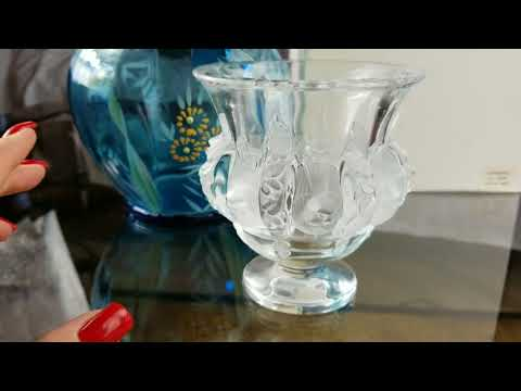 How to Identify Real Lalique Crystal