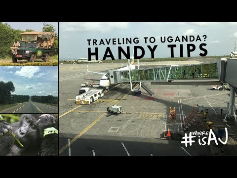 Uganda: 11 Tips for Travellers | #WhereisAJ