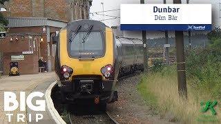 Download Video Trains at Dunbar, ECML - 20/8/18 MP3 3GP MP4