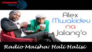 Radio Maisha- Hali Halisi: I want a 'friend with benefits'