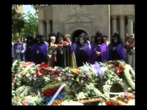 93rd Commemoration Of The Armenian Genocide In Lebanon