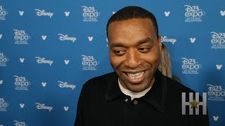 'Connal' vs. 'Scar': Chiwetel Ejiofor Talks About Playing Disney Villains