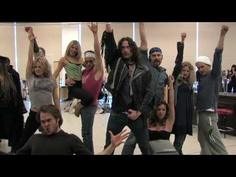 Rock Of Ages on Broadway! Sneak Peek: