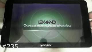 Hard Reset Lexand SC7 Pro HD