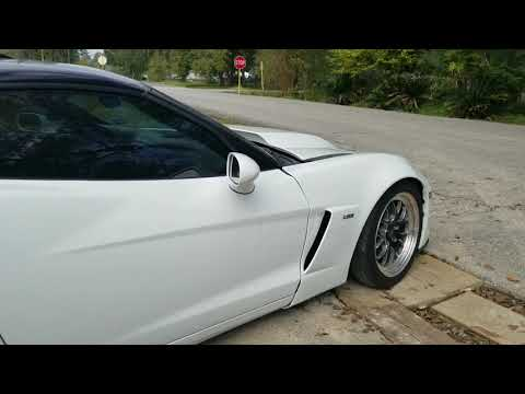 Repeat F1X Procharged C6 GrandSport idle vid by Red Light - You2Repeat