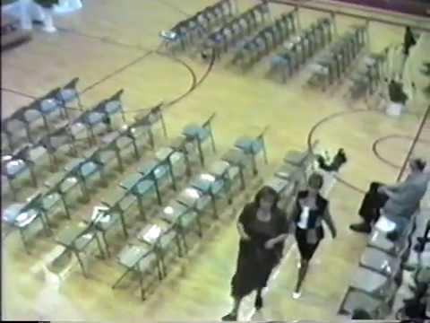 Norwayne High School's 2002 Graduation Ceremony