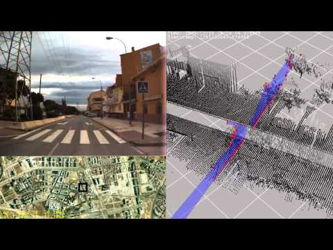 The Málaga stereo and Lidar urban dataset (37km)