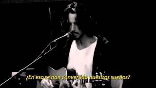 Soundgarden - Halfway There (acoustic) (subtítulos español)