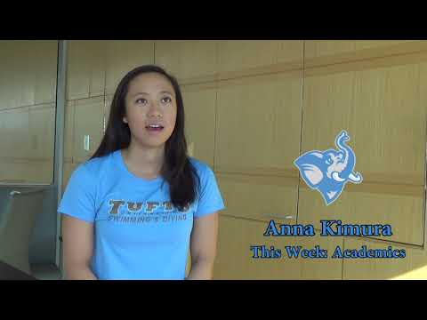 Jumbo Minute with Swimming & Diving's Anna Kimura