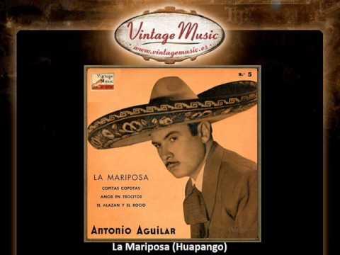 Antonio Aguilar -- La Mariposa (Huapango) (VintageMusic.es)