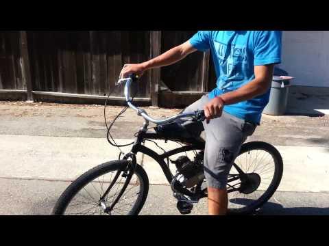 motorized bicycle operating instructions